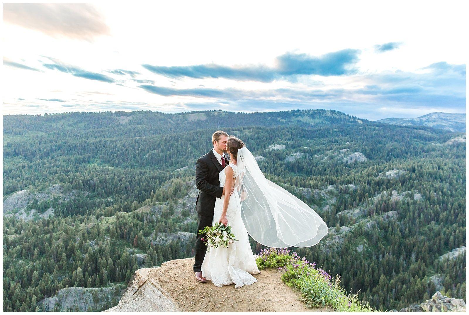 Brundage Mountain Resort, Brundage Mountain Resort Wedding