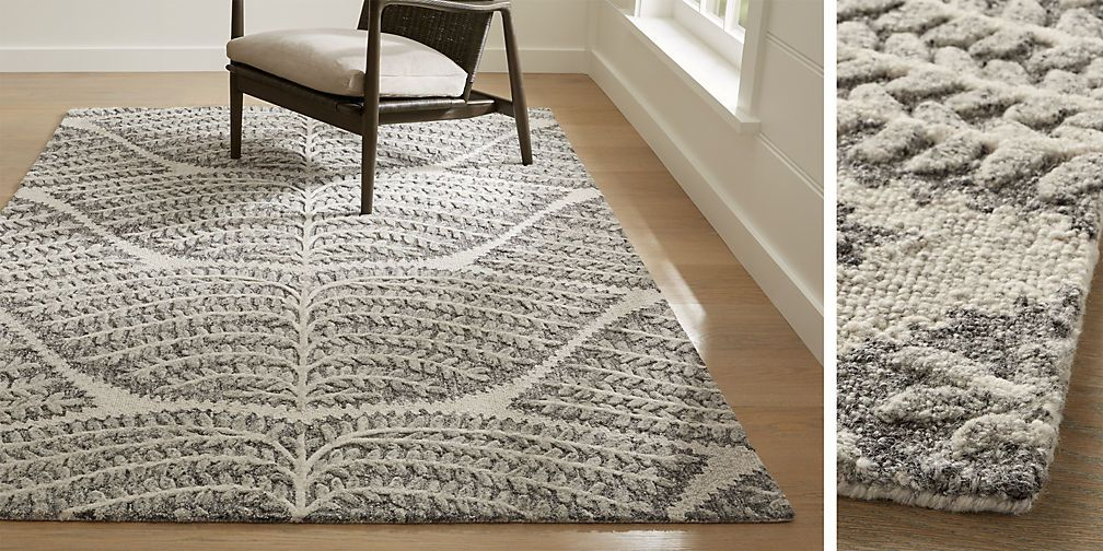 Area Rugs Small And Large Rugs Crate And Barrel Rugs Family Room Rug Home Rugs