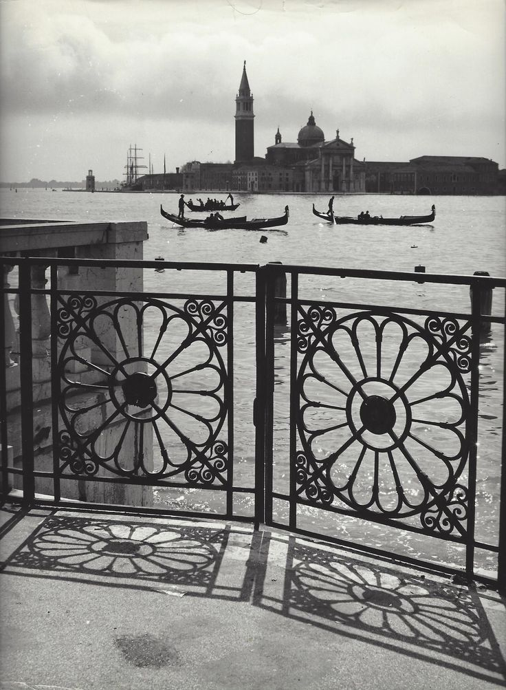 Photo of Kees Scherer Venice , Italy 1957-1962 –  Kees Scherer Venice , Italy 1957-1962  …