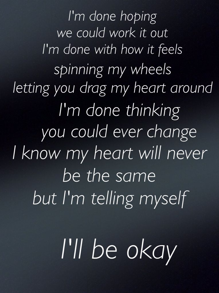 A Little Bit Stronger Sara Evans Country Song Lyrics Great Song Lyrics Country Song Quotes