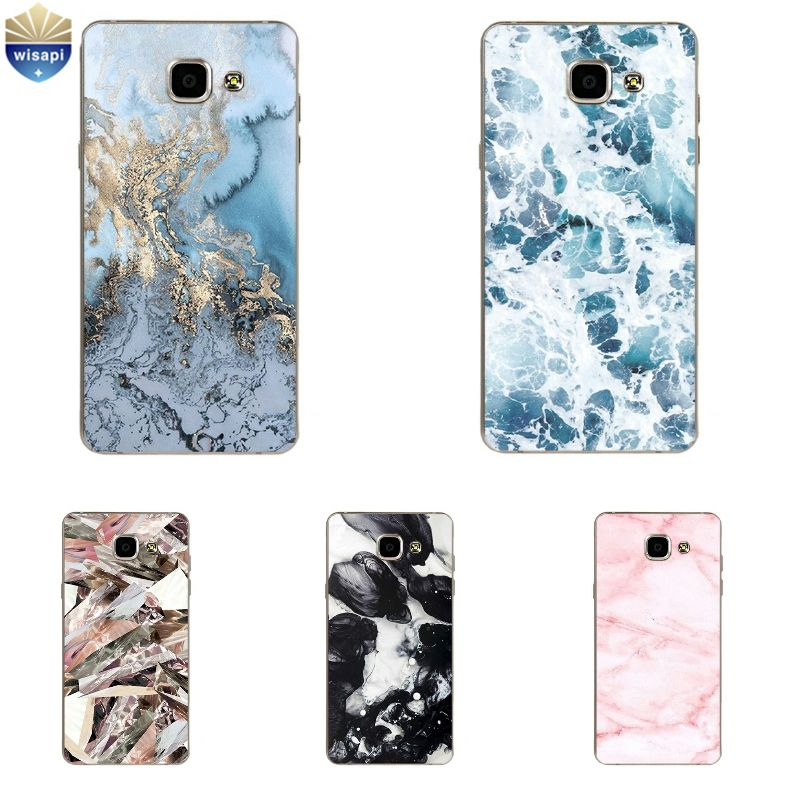 For Samsung Galaxy A5 2015 Phone Case For A5 2016 Shell For A5 2017 Cover For A500 A510 A520 Soft Tpu Marble With Images Samsung Phone Cases Phone Cases Buy Phone Cases