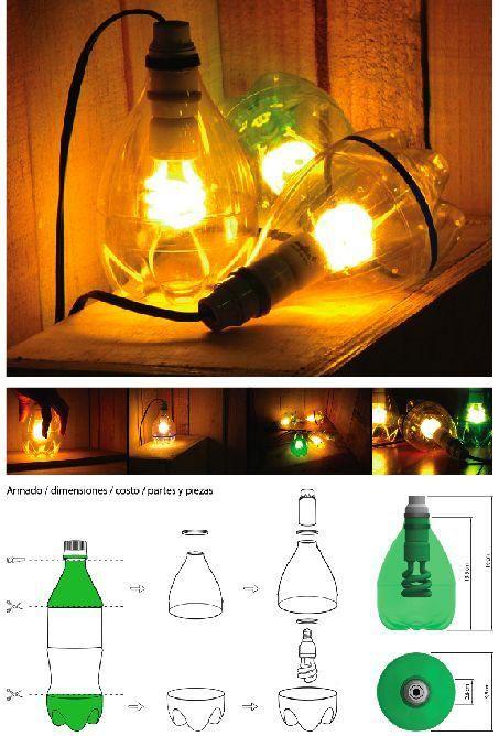 para ideas reciclar creativas 28 botellas plásticasvarios n0wPkXON8Z