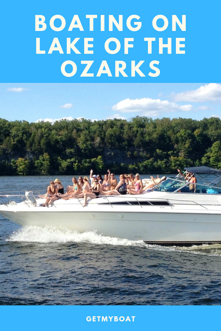 Planning A Party Or Summer Boat Day In Missouri Get Out On