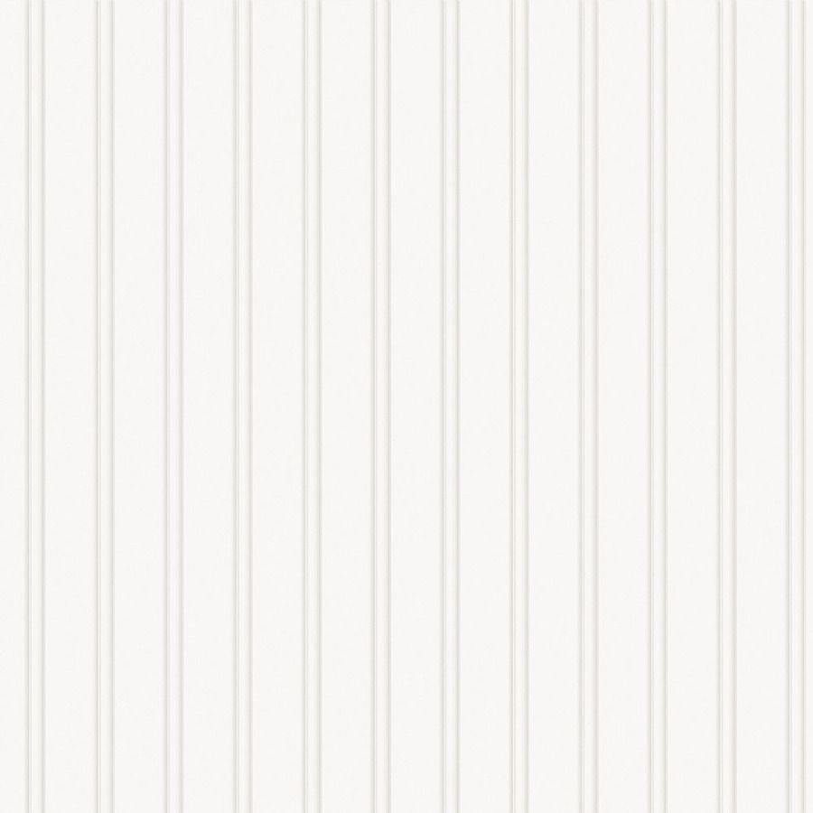 For Laundry Room Allen Roth Beadboard Paintable Wallpaper At