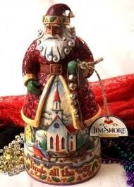 Designer Jim Shores Christmas Collection