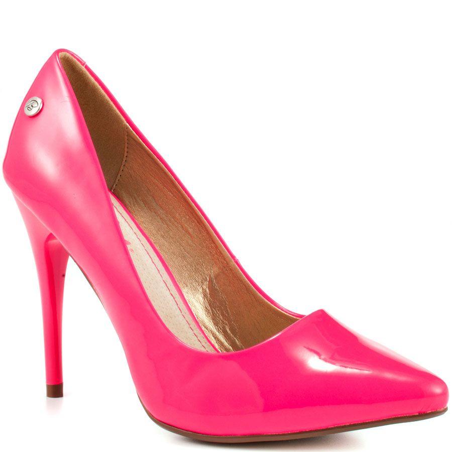 Hot pink dress shoes  Dijaa  Fluorescent Pink Blink SKU ZBLNK  All about SHOES