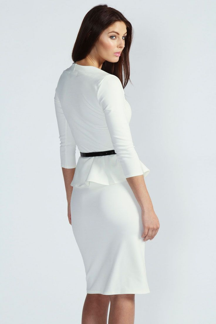 beautiful white dresses for women · fashion lobster