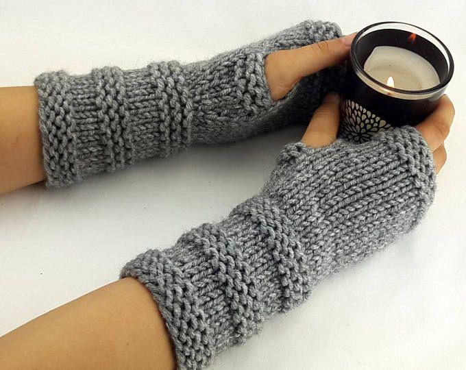 Photo of 32 Farben Fingerlose Handschuhe – Armwärmer – Womens Fingerless – Chunky Handschuhe – Handgelenkwärmer – Handwärmer |