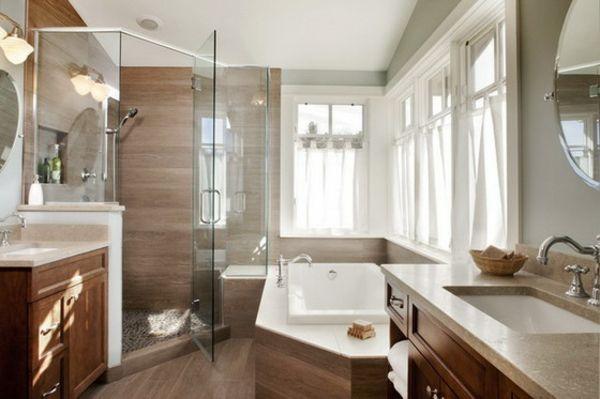 La petite baignoire d\' angle est la princesse de votre salle de ...