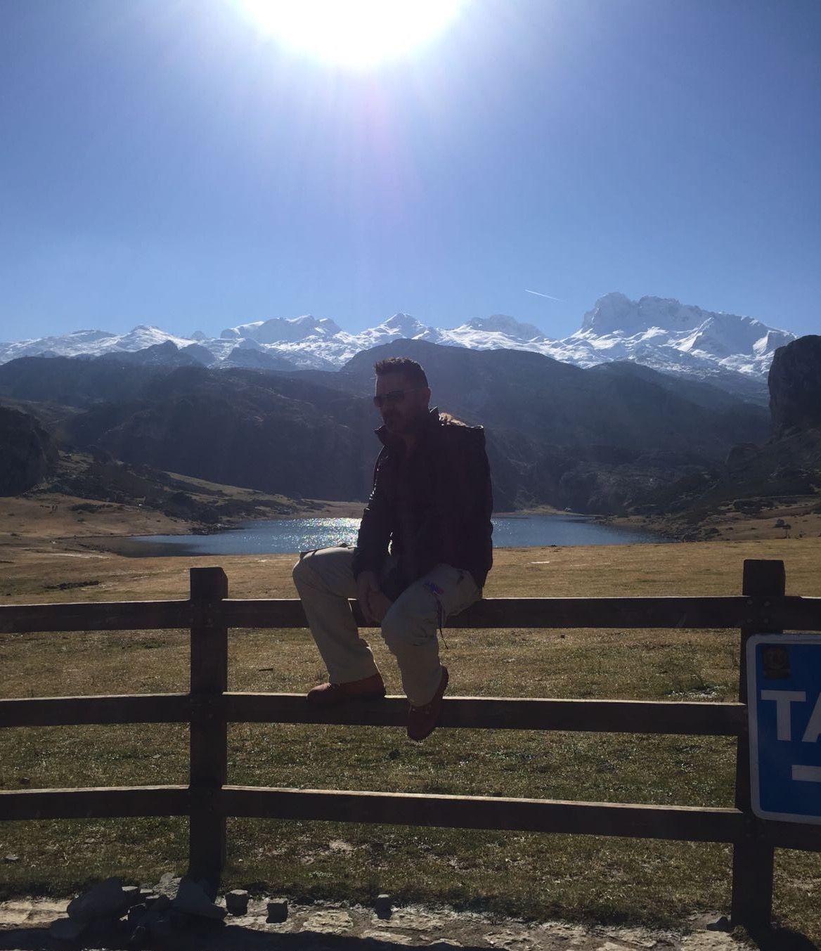 Dia precioso en los lagos de covadonga