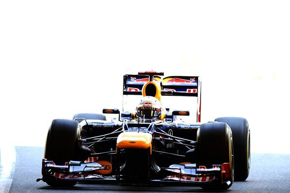 Sebastian Vettel (GER) Red Bull Racing RB8.  Formula One World Championship, Rd6, Monaco Grand Prix, Qualifying Day, Monte-Carlo, Monaco, Saturday, 26 May 2012