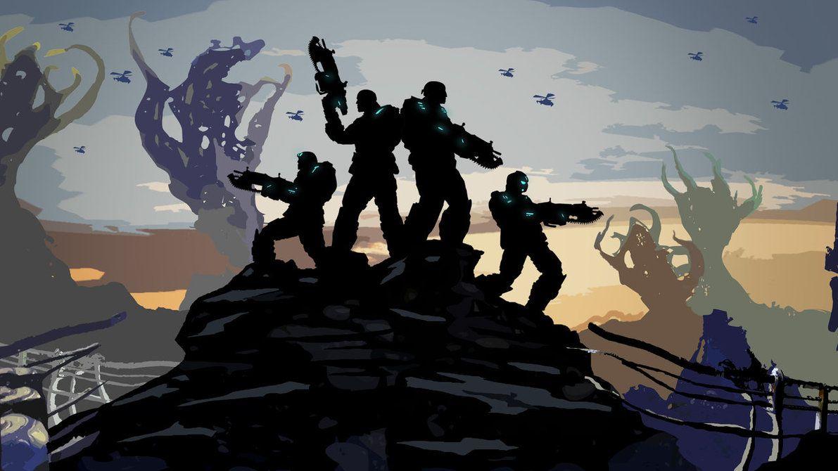 gears of war 3 wallpaper http://www.sentuamessage/ | gamers