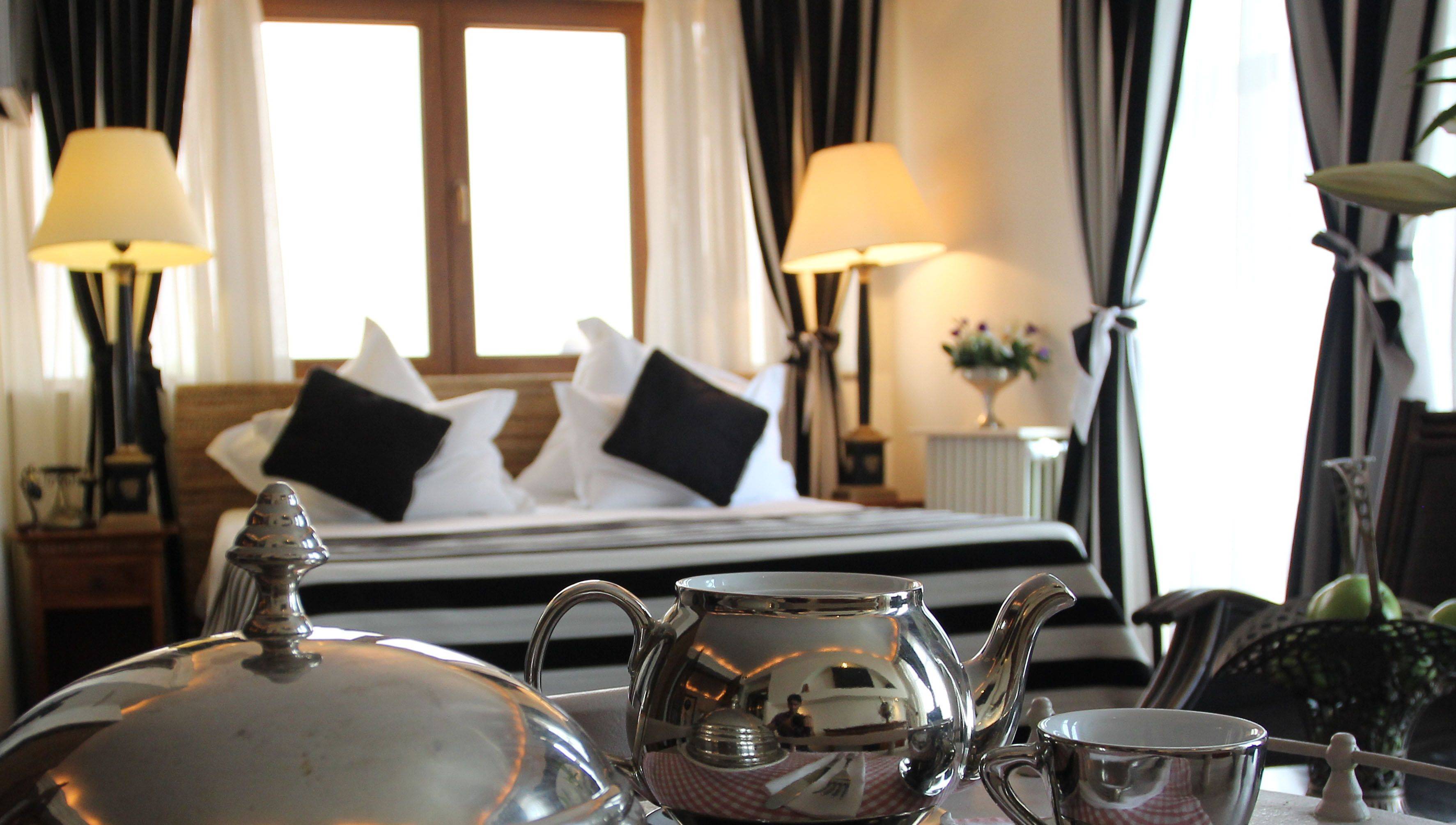 """Residence Domenii Plaza """"Business & Wellness"""" Bucharest accommodates its guests in exquisite and cozy hotel rooms. #residencehotels #hotelrooms"""