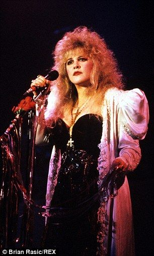 Stevie nicks stand back video breasts