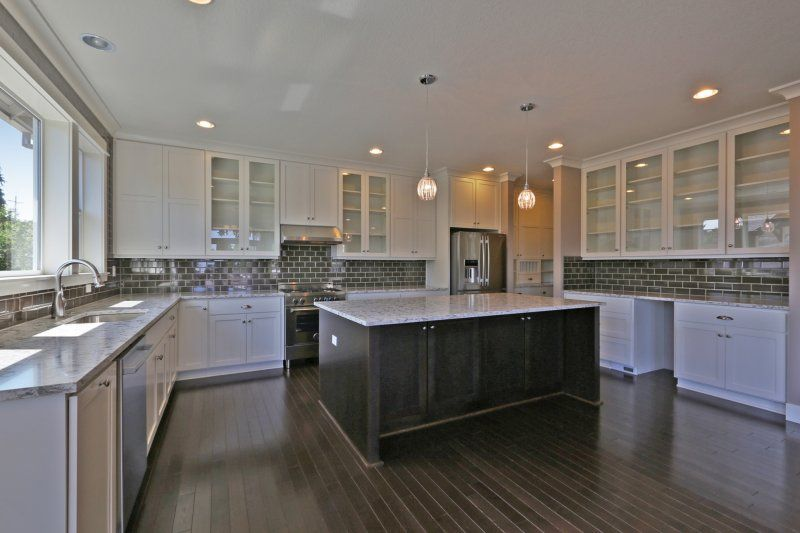 Portland Kitchen Design Collaborative Kitchen Designadapt Design And Ostercraft Homes