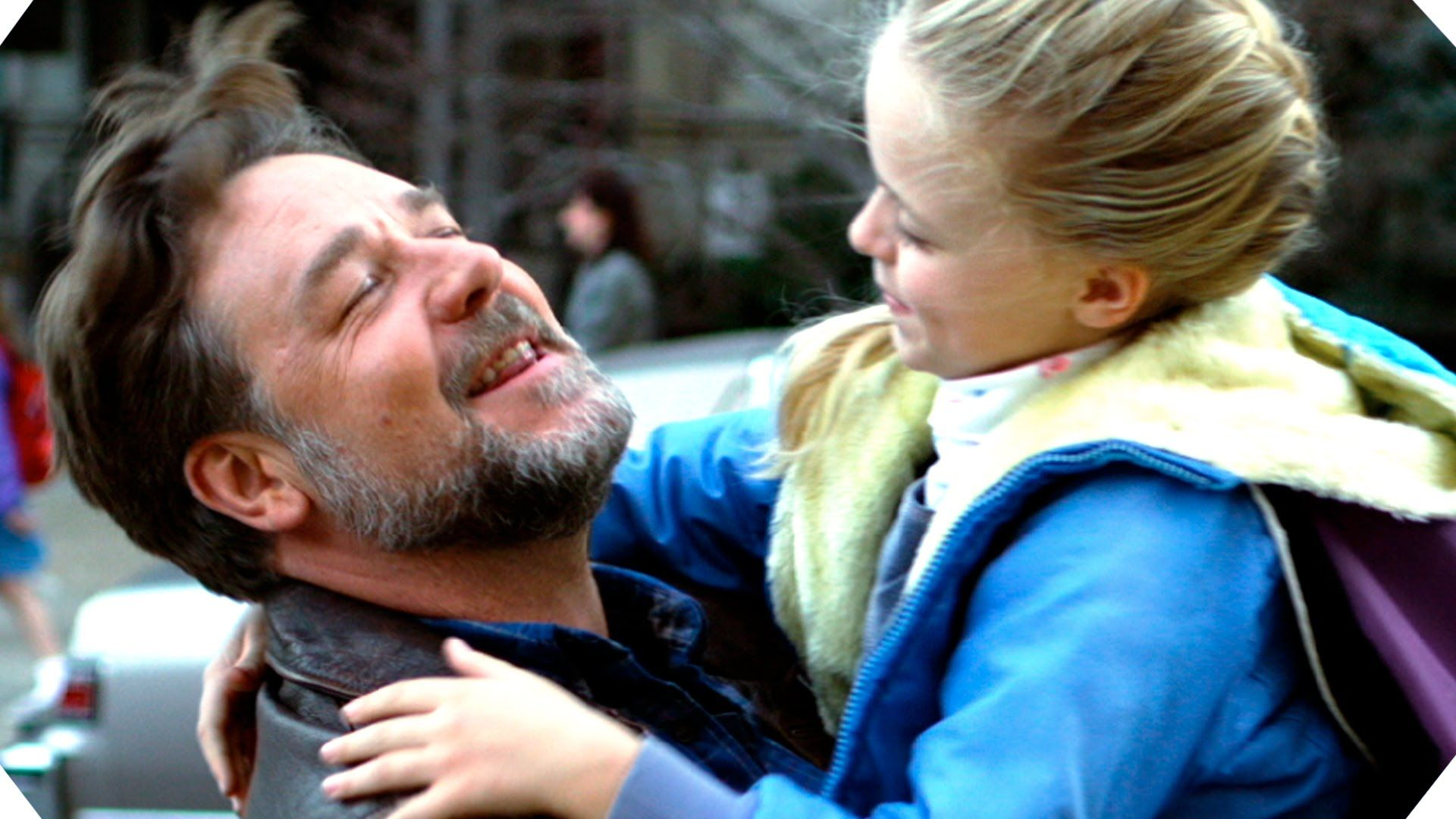 FATHERS AND DAUGHTERS Movie Clip & Trailer https//www