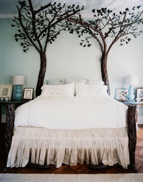 Ein romantisches Schlafzimmer gestalten | Schlafzimmer gestalten ...