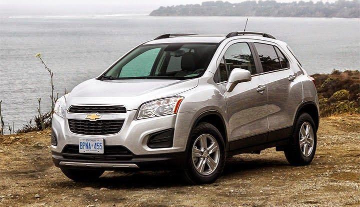 Chevrolet Tracker 2015 Carros Transporte Motos