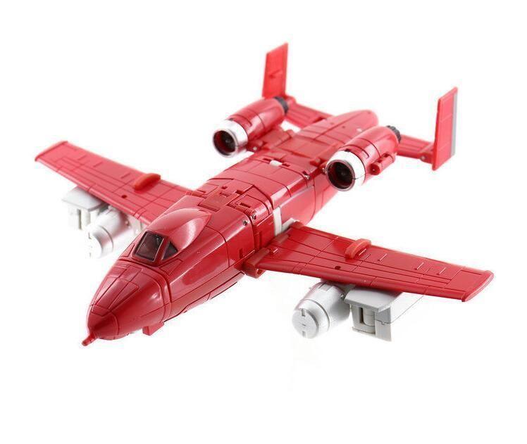New Transformers Toys DX9 D11 Richthofen MP Powerglide G1 second batch