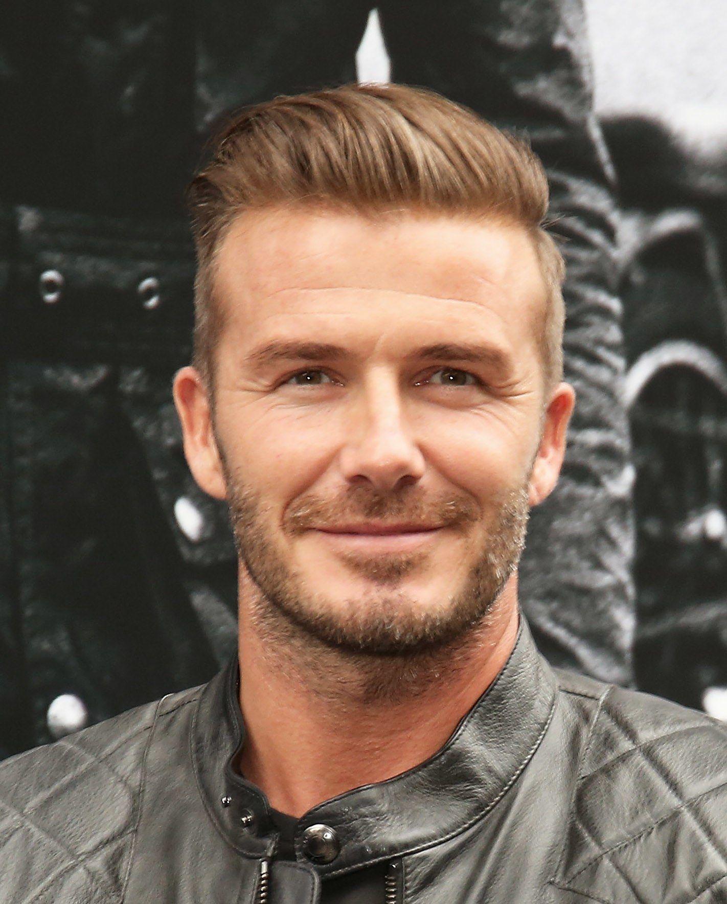how to get every david beckham haircut | boys hair | beckham