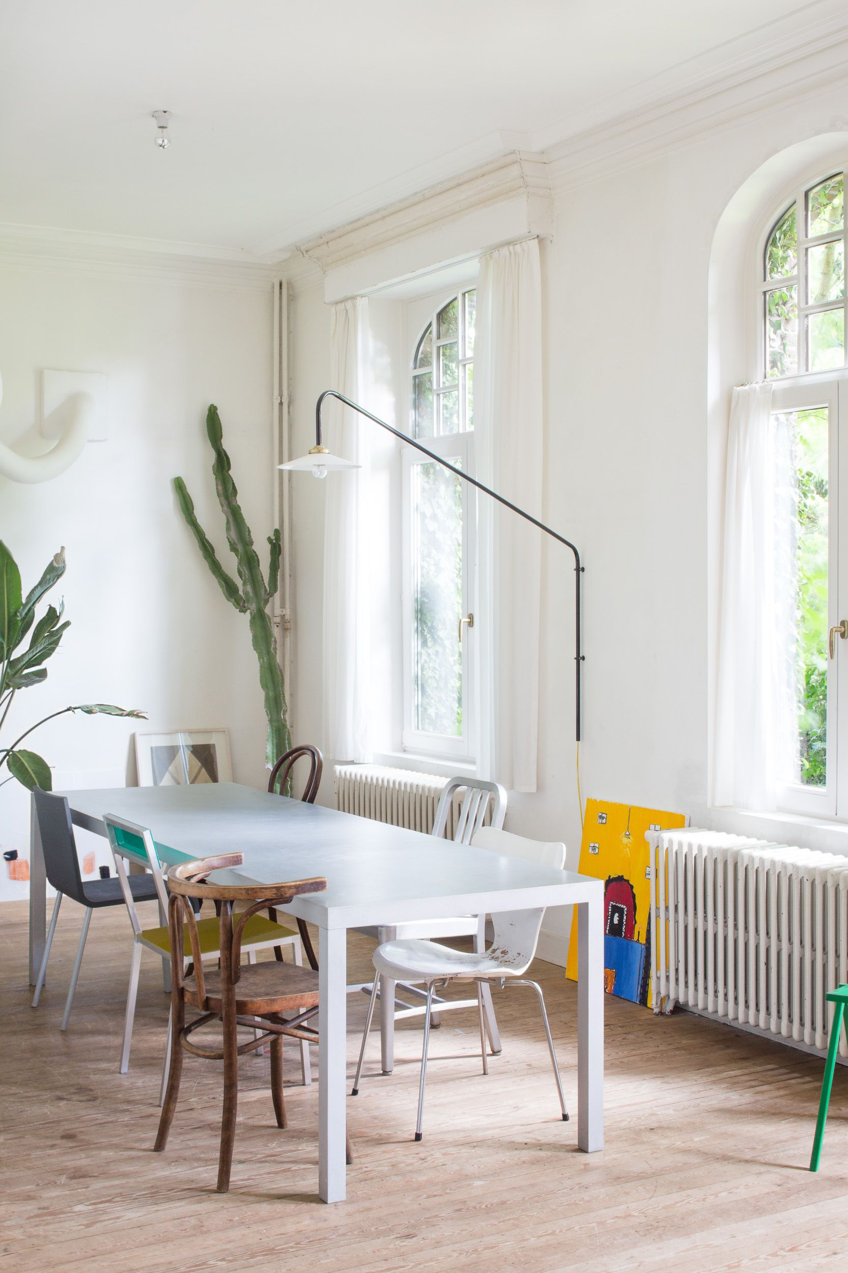 Pretty good mix up the house of my favorite furniture designers