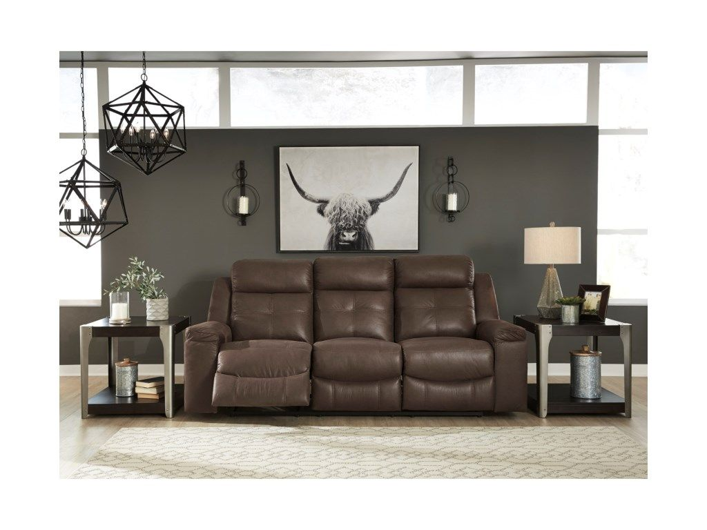 Best Jesolo Contemporary Reclining Sofa By Benchcraft 400 x 300