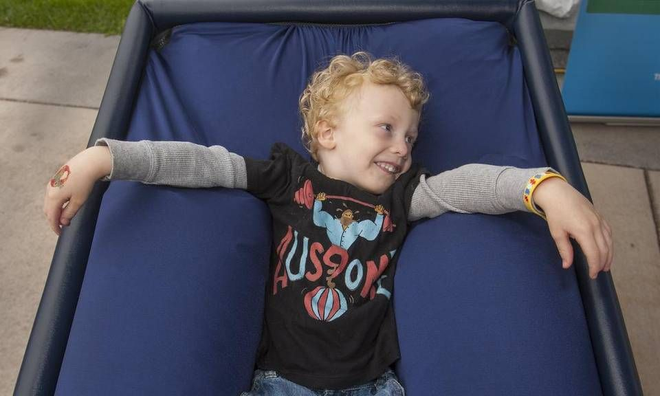 Chair designed by students for kids with autism may be headed to market (Kansas City Star)