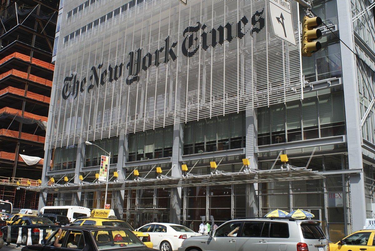 Image result for न्यूयार्क टाइम्स