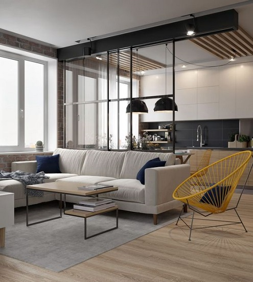 11+ Separation plafond cuisine salon inspirations
