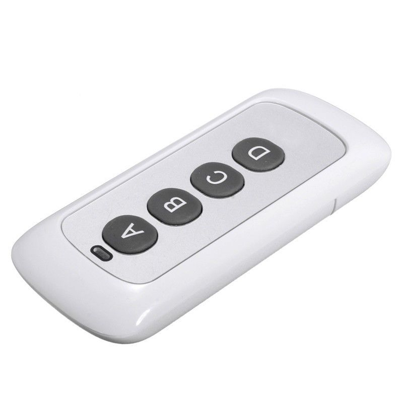 2 99 Dc 12v 4 Buttons Wireless Smart Remote Control 433mhz For Wall Led Light Switch Ebay Home Ga Led Light Switch Remote Control Light Switch