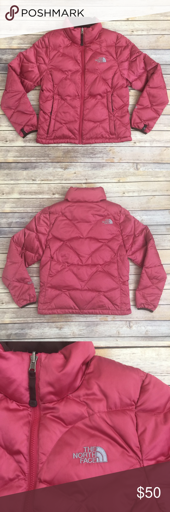 The North Face 550 Women S Goose Down Jacket Xs The North Face 550 Women S Goose Down Quilted Jacket Size Xs Pink Gray Embro Jackets Quilted Jacket Down Jacket [ 1740 x 580 Pixel ]