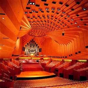 The inside of Sydney Opera house!