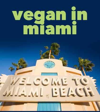 Vegan Restaurants In Miami Miami Vegan Restaurants Miami Beach South Beach Miami Florida Usa