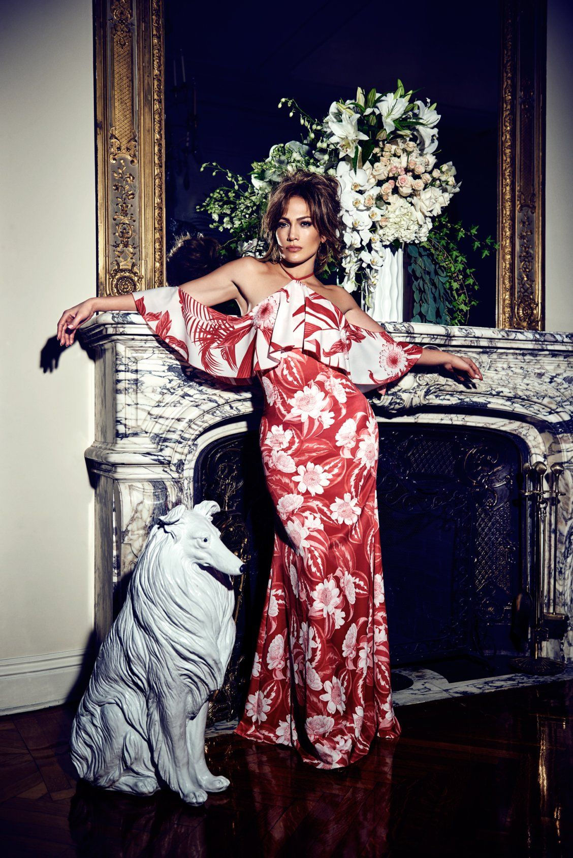 Jennifer Lopez for the GUESS + Marciano Spring \'18 Campaign ...