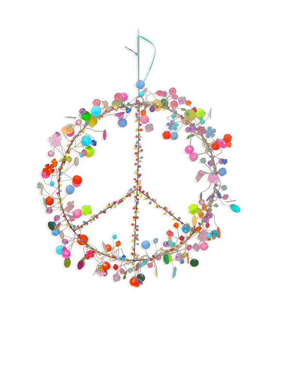 TAJ peace hanger