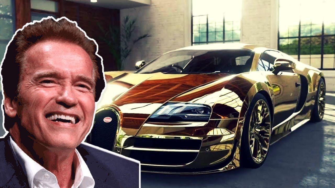 Photo of Arnold Schwarzenegger Mercedes - car
