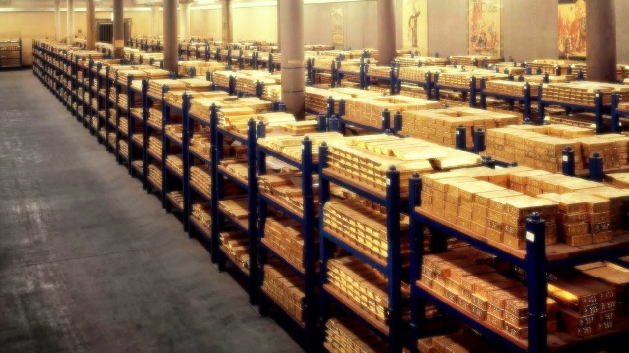 Top 10 Countries With The Largest Gold Reserves Gold Reserve Gold Money Gold Bar