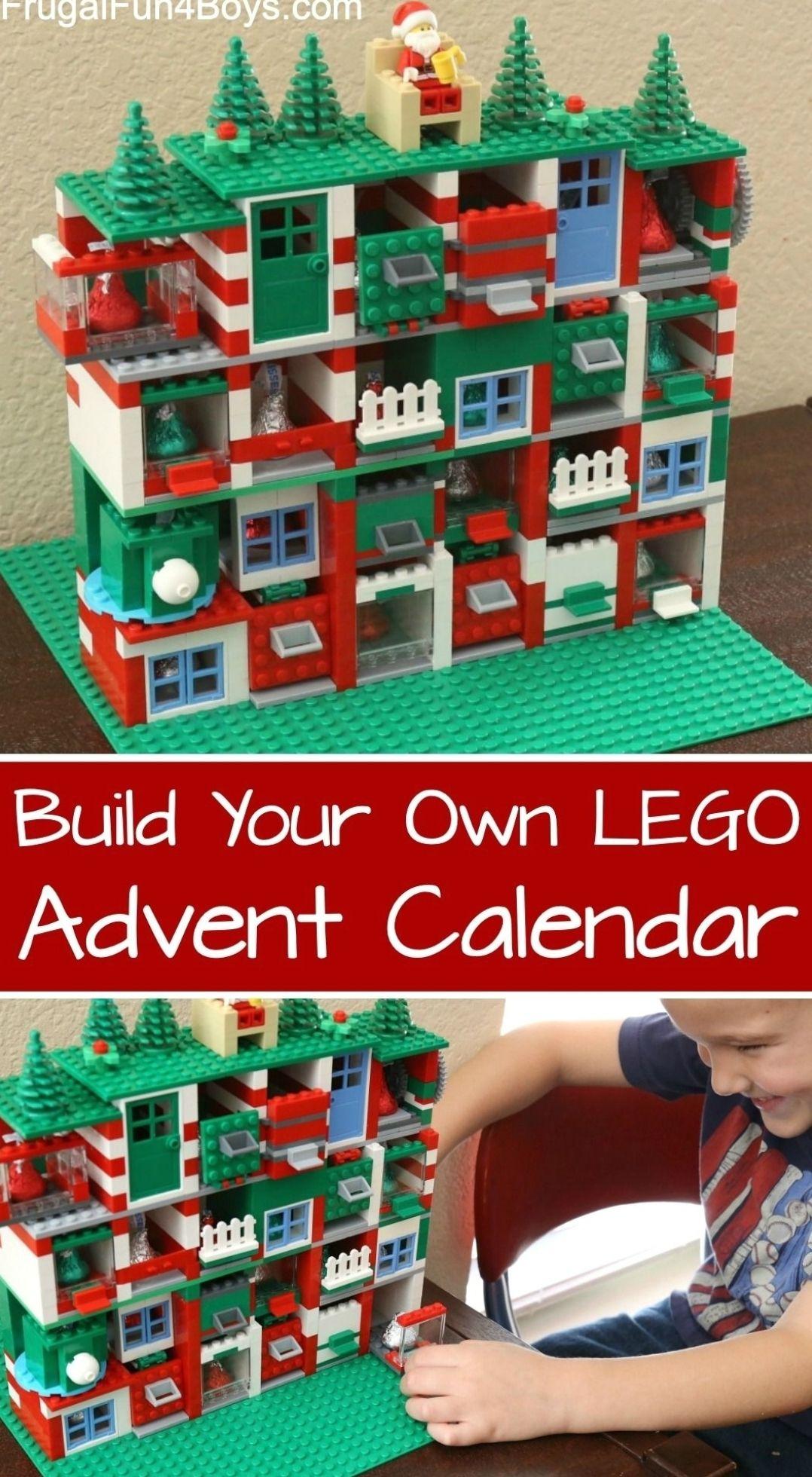Lego Calendar January 2021 - Holiday Calendar