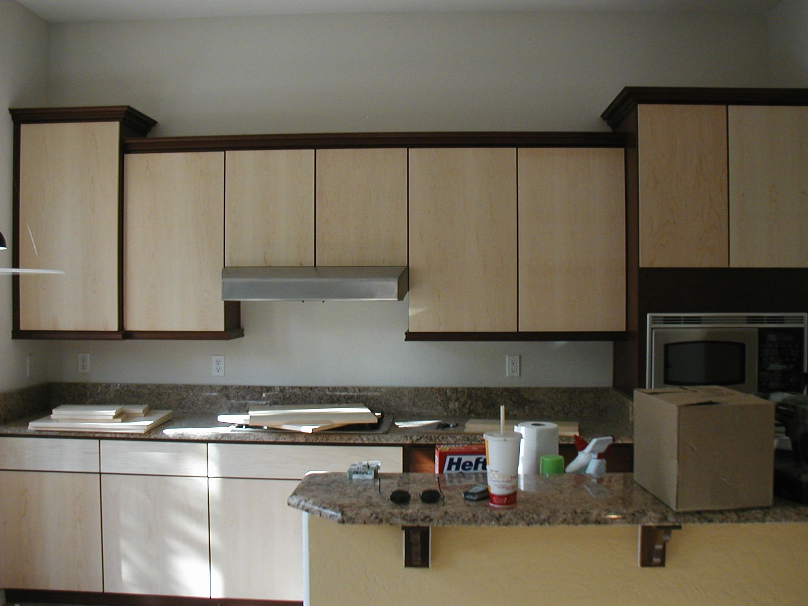 Cabinets   Paint Ideas for New Modern Kitchen PIC ATTACHED ...