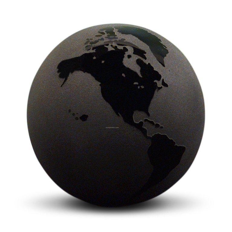 Everything Black.