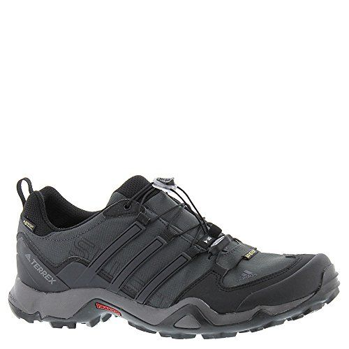 new style 0e539 db64c adidas outdoor Men s Terrex Swift R GTX Dark Grey Black Granite Hiking  Shoes -