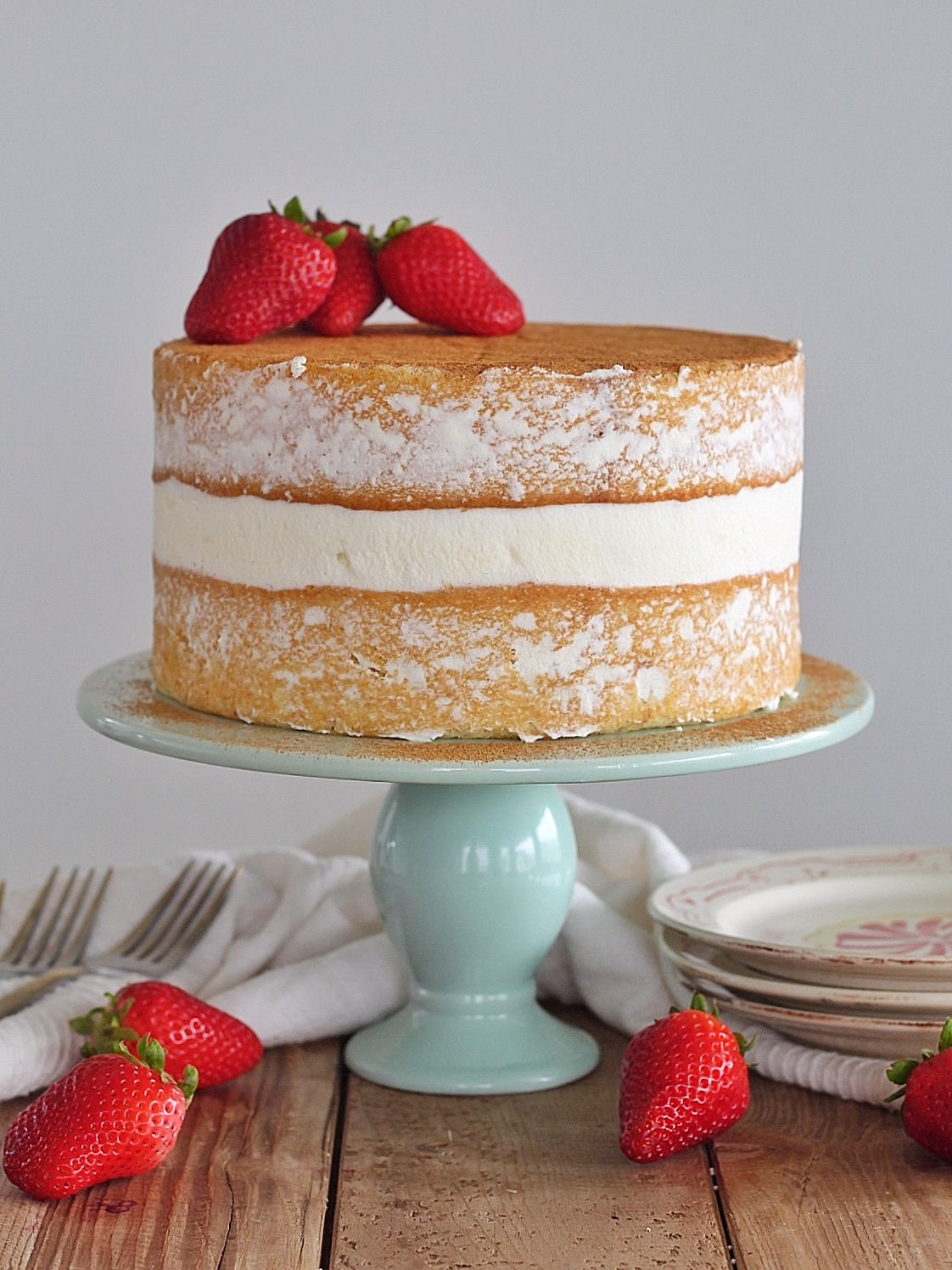 Tres Leches Cake | Cake by Courtney