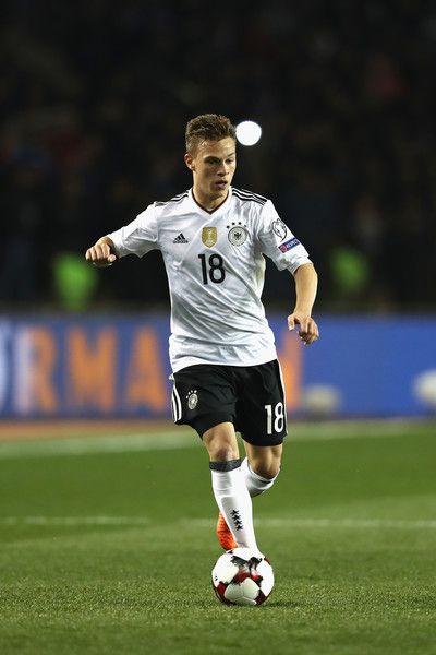 Joshua Kimmich Photos Photos Azerbaijan V Germany Fifa 2018 World Cup Qualifier World Cup Fifa World Cup Qualifiers