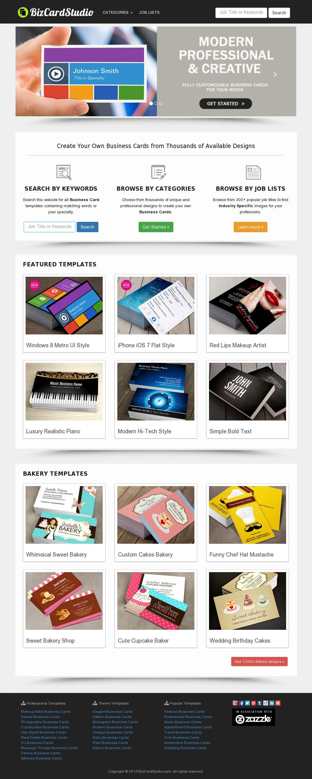 A great website for business card templates make your own now make your own business cards online from creative templates reheart Images