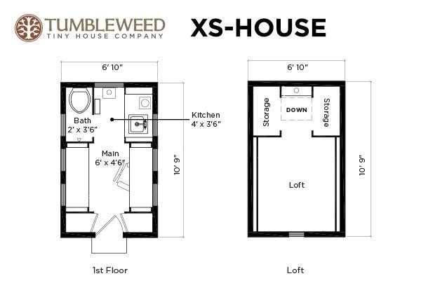 Astounding 17 Best Images About Tiny House Floor Plans Trailers On Largest Home Design Picture Inspirations Pitcheantrous