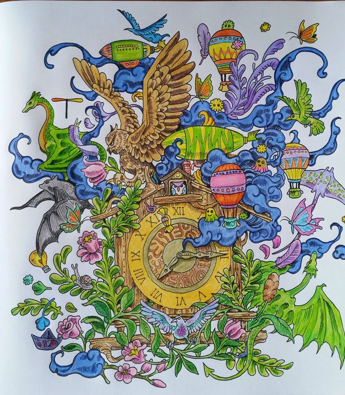 Imagimorphia Imagimorphia Pinterest Coloring books Adult