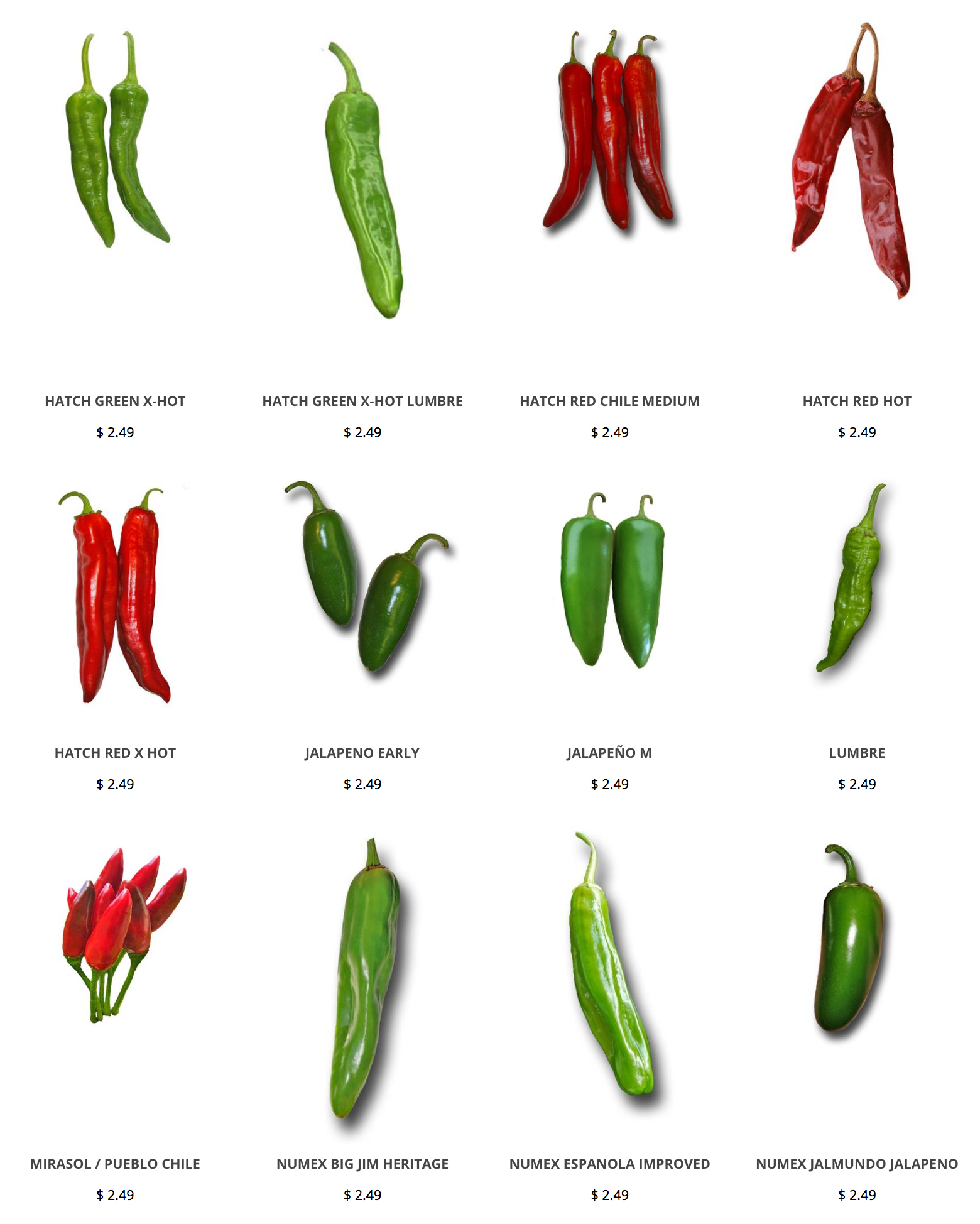 Order Your Hatch Green Chile Seeds Before They Sell Out Http