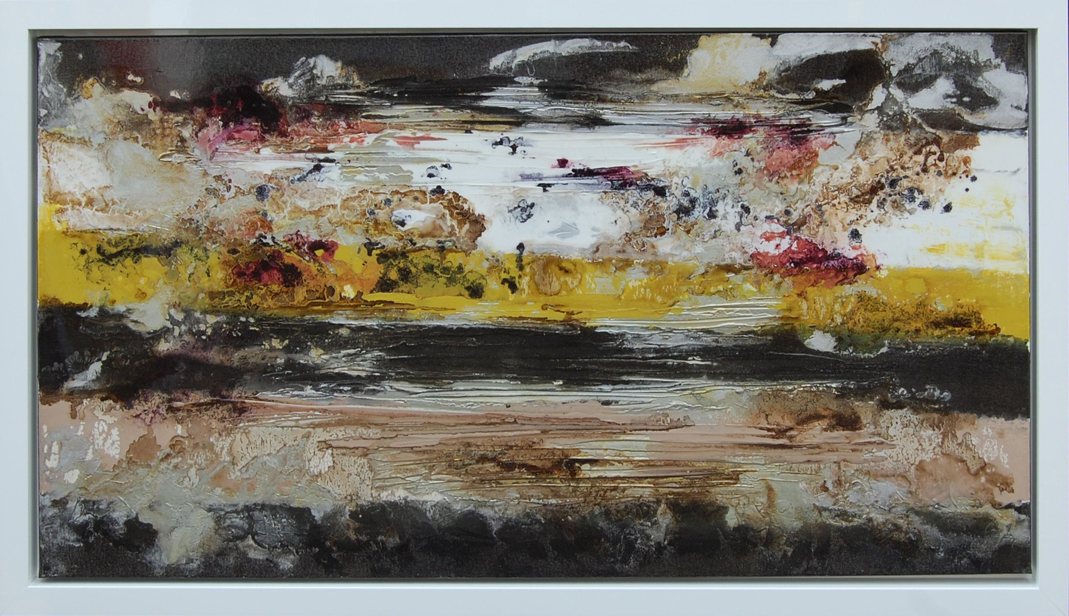 Original Abstract Resin Art For Sale Artwork For Bathroom Room