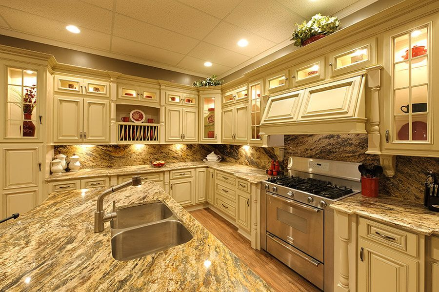 Dakota White Rta Kitchen Cabinets: Heritage White Kitchen Cabinets