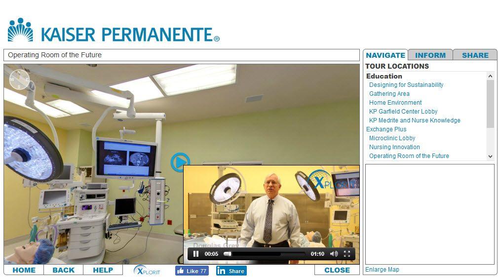 Sidney R. Garfield Health Care Innovation Center // Kaiser